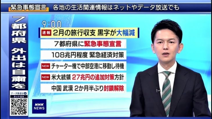 "NHK あさイチ「新型コロナ・感染しない方法は/""首の筋肉""大研究」 2020年4月8日(水) 午前9:00~"