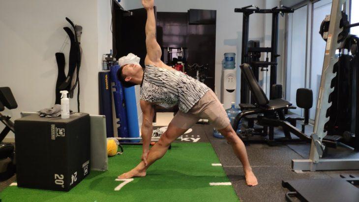 【筋肉ヨガ】体固くてもOK!簡単ヨガポーズで筋肉を緩めよう!