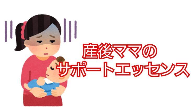 産後のサポートのエッセンス(波動、波動調整、キネシオロジー、筋肉反応テスト、筋肉反射テスト、ラジオニクス)