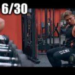【筋肉ルーティン】1日の仕事とアパレルの撮影の様子〜トレーニング