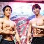 史上最高の筋肉痛が襲った!韓国で活躍するけーや君の背中トレーニング【前編】