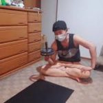 #腹筋 #宅トレ 【筋トレ】胸の筋肉痛のこっているのにアブロ―ラ―300回やったらどうなるかやってみた!!