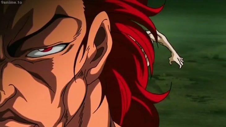 悪魔の顔の筋肉はバキの祖父から渡される-雄一郎! Devil's face muscles are passed from Baki's grandfather – Yuichiro
