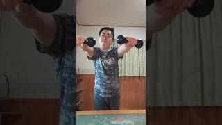筋肉のトレーニングをやってみた