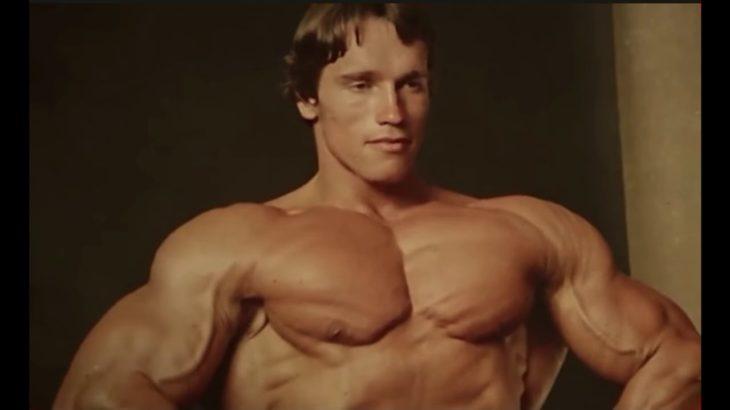 【Arnold Schwarzenegger  】シュワちゃん全盛期の筋肉
