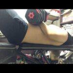 ダイエット筋トレ15日目 胸の筋肉を鍛えようとダンベル運動してみた