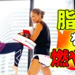 普段使わない筋肉をボクササイズで!ストレス解消やシェイプアップにも効果的!【格闘技エクササイズ KICK OUT】