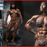 【筋肉女子】韓国最強のボディビルダーがやばい!│김춘리さん