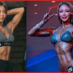 【筋肉女子】とにかく可愛いIFBB BIKINI PRO│Ji Bin Parkさん