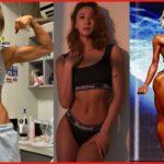 【筋肉女子】韓国のビキニ選手はスタイルも筋肉もやばい!│김예진さん
